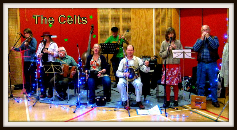 Our band The Celts